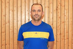Ralf Schneider - Trainer der Fußballmannschaft