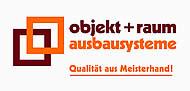 objekt + raum ausbausysteme GmbH