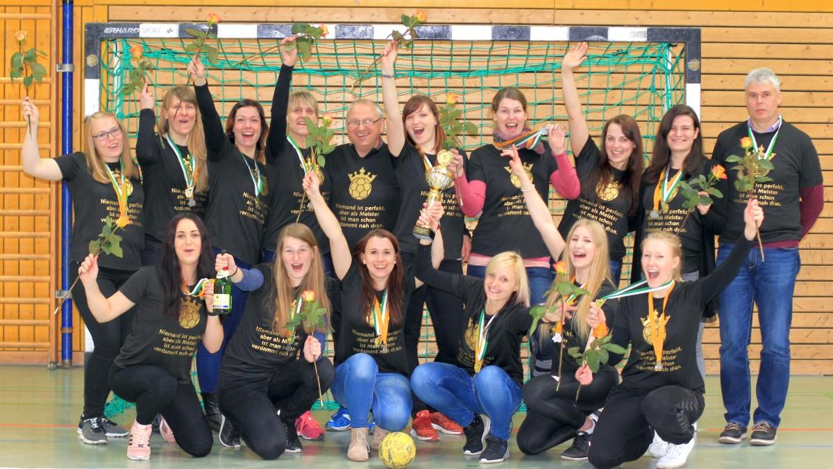 1.Platz in der Verbandsliga (Staffel-Ost)