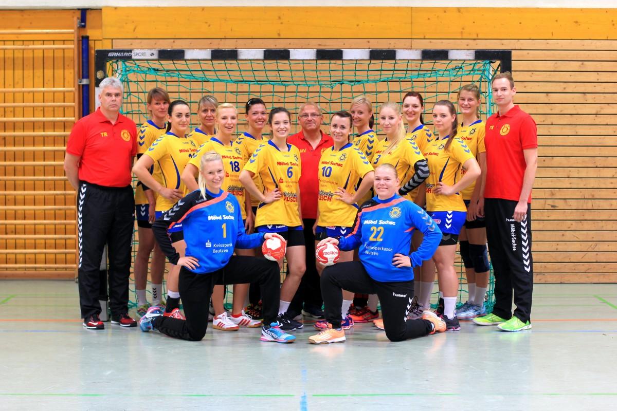 1.Frauenmannschaft des VfB 1999 Bischofswerda