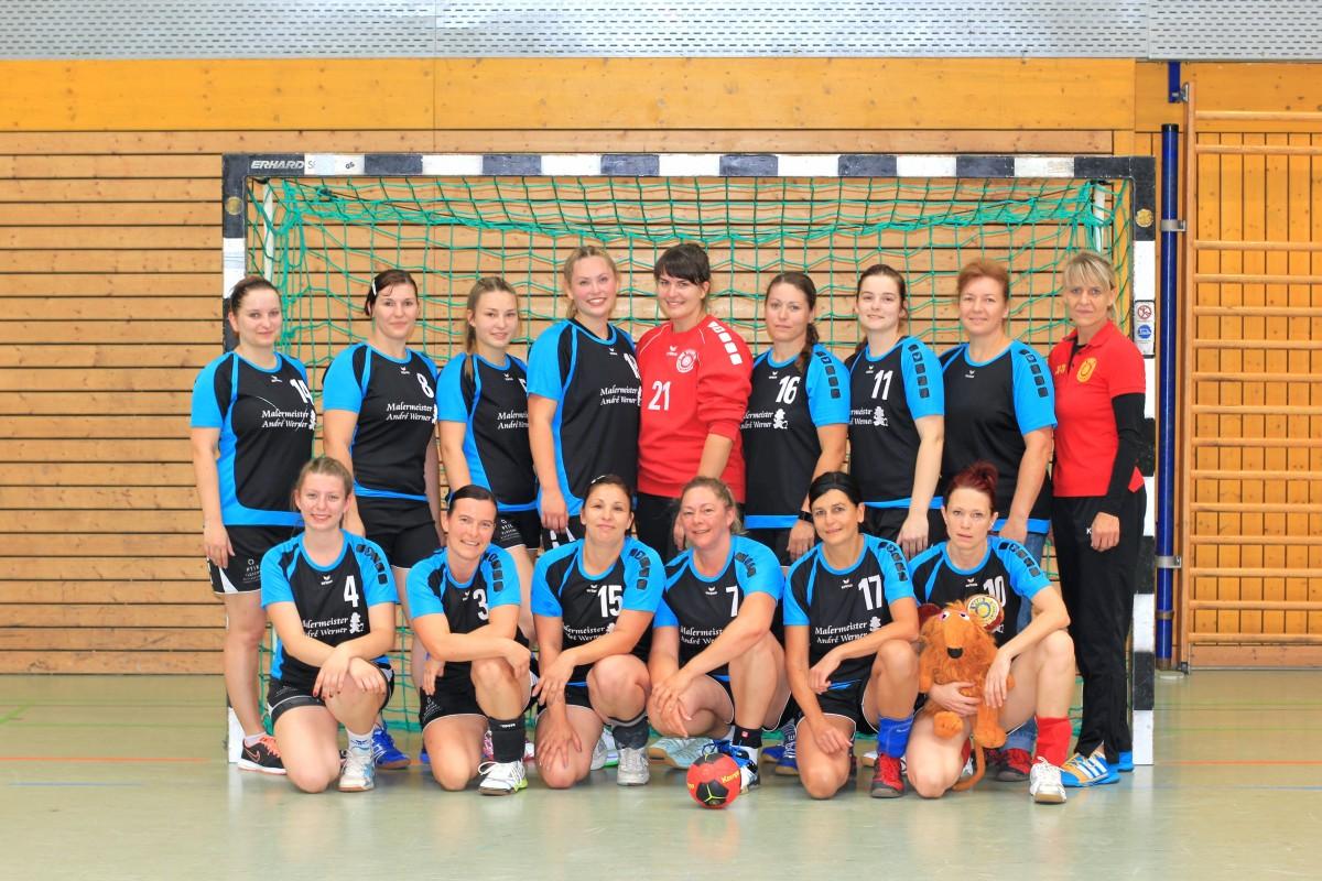 2.Frauenmannschaft des VfB 1999 Bischofswerda