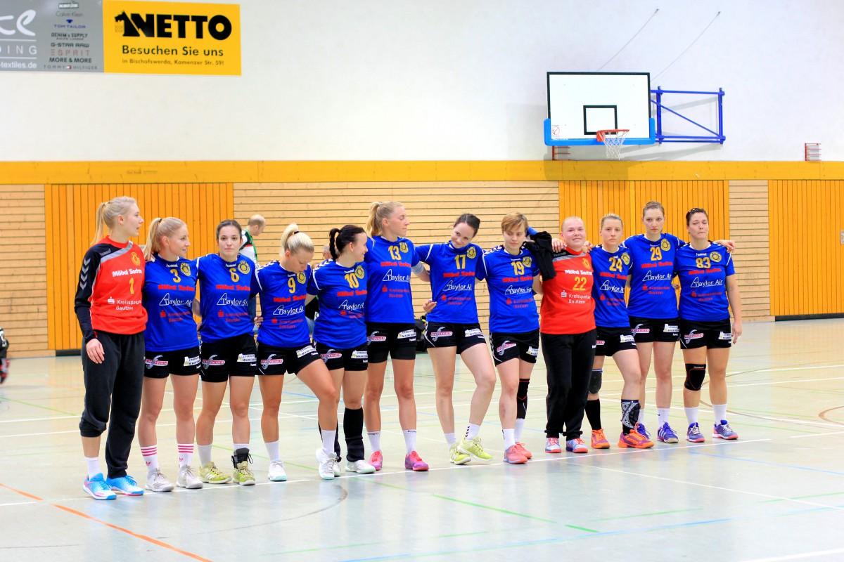 1.Frauen des VfB 1999 Bischofswerda