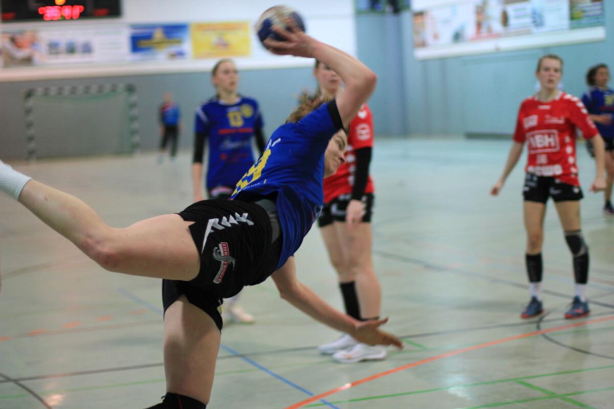 Tina-Ludewig Hermsdorf 10 erzielte Tore im Spiel!